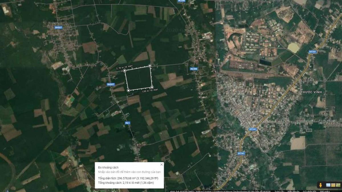 Vị-trí-dự-án-tran-anh-ecological-city-binh-duong